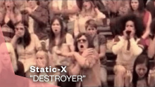Destroyer – Static-X – Статиц-X – Дестроыер