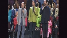 What a Meeting in the Air (feat. Terry Blackwood, Wesley Pritchard and David Phelps) (Live) - Bill & Gloria Gaither