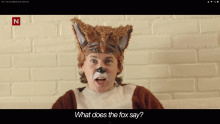 What does fox say? - Ylvis