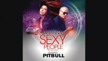Sexy People (The Fiat Song) - Arianna feat. Pitbull